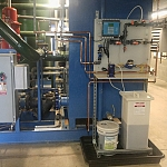 Chemical Water Treatment Set-up