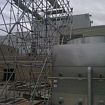 Evapco Tower Install - Winnipeg